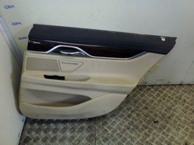 PANNELLO INT. PORTA POST. PELLE DAKO DX. BMW SERIE 7 (F01/F02) (09/08-) N57D30A 51429161506
