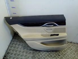 PANNELLO INT. PORTA POST. PELLE DAKO SX. BMW SERIE 7 (F01/F02) (09/08-) N57D30A 51429181891