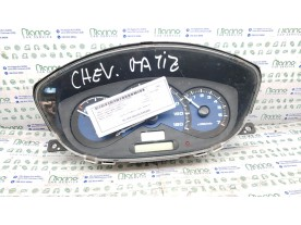 QUADRO STRUMENTI COMPL. CHEVROLET (DAEWOO) MATIZ (M200) (04/05-12/10) B10S1 96664129
