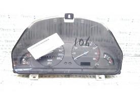 QUADRO STRUMENTI COMPL. OPR 07328 QUADRANTE NERO PEUGEOT 106 (03/96-04/04) CDZ 6100SF