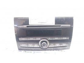 AUTORADIO AUTORADIO CD FIAT BRAVO (3L) (01/07-03/10) 192A8000 735543404