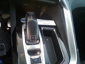 LEVA CAMBIO AUTOM. COMPL. PEUGEOT 3008 (07/16-) BH01 98205727DX