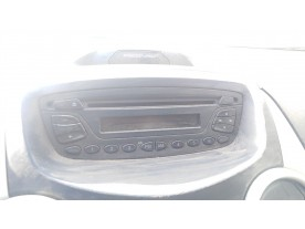 AUTORADIO C/KIT 2A EQUIP SIS AUDIO/VIDEO FORD KA (CCU) (10/08-) 169A4000 1856712
