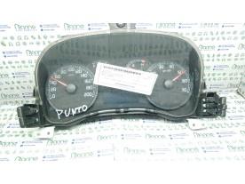 QUADRO STRUMENTI COMPL. P/ALEST ACTIVE/DYNAMIC/CLASS FIAT PUNTO (2U) (07/03-01/07) 188A5000 51703280