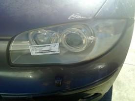 PROIETTORE SX. BMW SERIE 1 (E87) (09/04-03/07) 1 63126924485