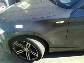 PARAFANGO ANT. SX. BMW SERIE 1 (E87) (09/04-03/07) 204D4 41357133227