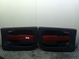 TAPPEZZERIA COMPLETA FIAT 500 (3P) (07/07-01/15) 169A4000 NBA001006067019