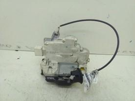 SERRATURA PORTA ANT. SX. AUDI A4 (8E) (10/04-02/08) BLB 8E1837015AA