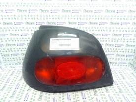 FANALE POST. SX. RENAULT MEGANE 1A SERIE (01/96-09/99) E7J764 7701040648