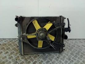 RADIATORE NISSAN MICRA (K11E) (09/00-01/03) CG10 214101F515