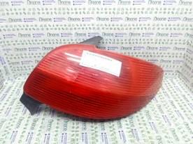FANALE POST. DX. PEUGEOT 206 (09/98-06/09) WJZ 6351P1
