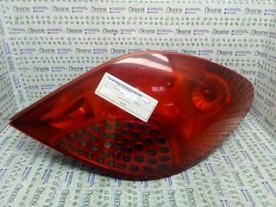 FANALE POST. DX. PEUGEOT 207 (04/06-06/09) KFU 6351Y7