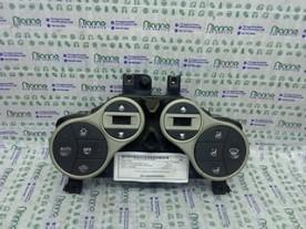 BLOCCO COMANDO CLIMATIZZAZIONE FIAT PANDA (2Q) (09/03-12/10) 188A4000 77362520