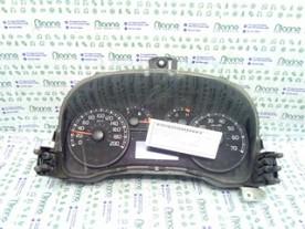 QUADRO PORTASTRUMENTI FIAT PANDA (2Q) (09/03-12/10) 188A4000 NB5520006049003