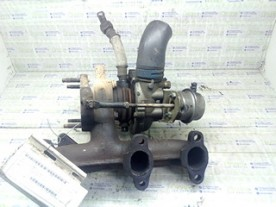 TURBOCOMPRESSORE C/COLLETTORE SCARICO VOLKSWAGEN POLO (9N) (10/01-03/05) BAY 045253019L