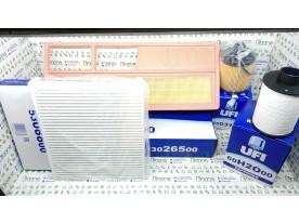 KIT FILTRI FIAT PANDA (2Q) (09/03-12/10) 188A8000 NBA058006049008