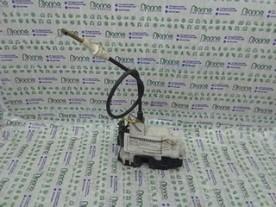 SERRATURA PORTA ANT. S/TELECOMANDO DX. FIAT PANDA (33) (12/11-04/17) 199A9000 52142494