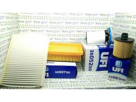 KIT FILTRI FIAT 500L (73) (07/12-) 199B5000 NBA058006094014