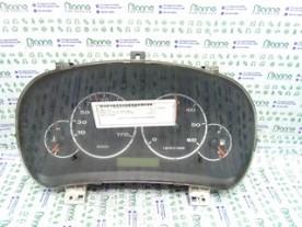 QUADRO PORTASTRUMENTI FIAT DUCATO (2E) (02/02-06/06) 814043S NB5520006060006