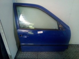 PORTA ANT. DX. VOLKSWAGEN POLO (9N) (10/01-03/05) ASY 6Q4831056P