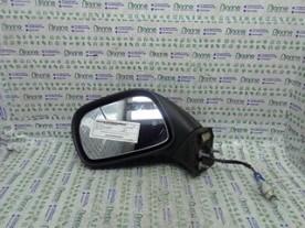 RETROVISORE EST. REGOLAZ. ELETTR. NERO SX. OPEL AGILA (H00) (04/00-09/04) Z10XE 9201203
