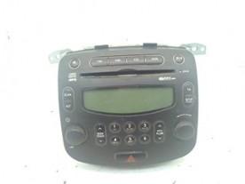 AUTORADIO RADIO+CD+MP3+PA 170 HYUNDAI I10 (02/08-) G4HG 961000X201RA5
