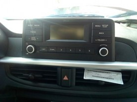 AUTORADIO KIA PICANTO 3A SERIE (03/17-) G3LA NB5626075043001