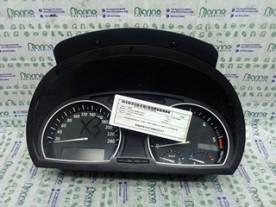QUADRO STRUMENTI COMPL. KM/H CAMBIO AUTOMATICO BMW X3 (E83) (09/06-12/10) 204D4 62103451582