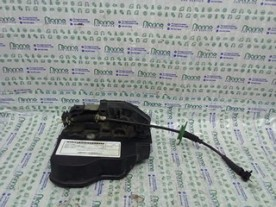 SERRATURA PORTA POST. DX. BMW X3 (E83) (09/06-12/10) 204D4 51227202148