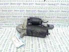 MOTORINO AVVIAMENTO OPEL ASTRA (T98) (03/98-09/04) X17DTL 90511841