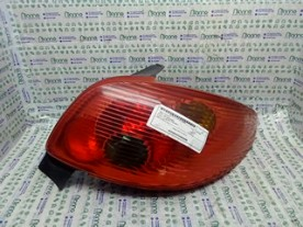 FANALE POST. DX. PEUGEOT 206 (09/98-06/09) 8HX 6351P1