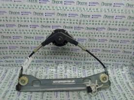 ALZACRISTALLO PORTA POST. SX. FIAT PANDA CLASSIC (71) (01/12-12/1 169A4000 46803654