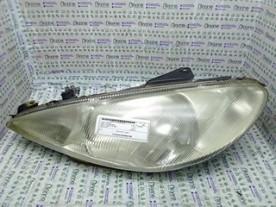 PROIETTORE SX. PEUGEOT 206 (09/98-06/09) KFX 6204S7