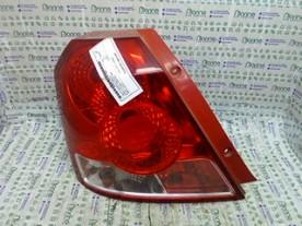 FANALE POST. SX. CHEVROLET (DAEWOO) KALOS (T200) (01/05-10/08) B12S1 96540268