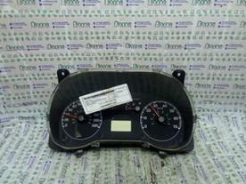 QUADRO STRUMENTI COMPL. FIAT GRANDE PUNTO (4C) (05/08-01/11 199A2000 Y50001
