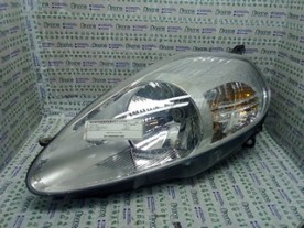 PROIETTORE SX. FIAT GRANDE PUNTO (2Y) (06/05-12/08 199A4000 51701593