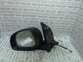 RETROVISORE EST. REGOLAZ. ELETTR. C/ SX. FIAT PANDA (3U) (09/09-09/11) 188A4000 735531726