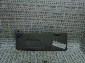ALETTA PARASOLE PARABREZZA GRIGIO SX. BMW SERIE 1 (E81/E87) (03/07-12/12 N47D20A 51167252505