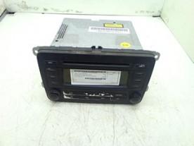 AUTORADIO VOLKSWAGEN GOLF (1K) (10/03-12/09) BXE 1K0057186PX