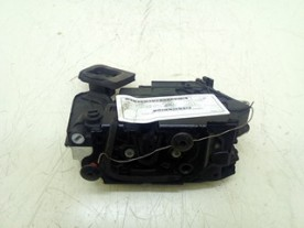 SERRATURA PORTA POST. C/DISPOSITIVO  SX. SKODA YETI (5L) (07/09-12/13)  5K4839015