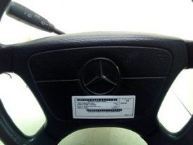 DISPOSITIVO AIRBAG LATO GUIDA MERCEDES-BENZ CLASSE C (W/S202) (06/93-04/02 111920 A14046027989045