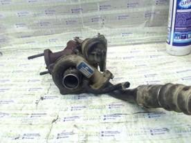 TURBOCOMPRESSORE FIAT GRANDE PUNTO (2Y) (06/05-12/08 199A2000 73501343