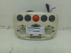BLOCCO COMANDO CLIMATIZZAZIONE FIAT 600 (1E) (07/05-12/11) 187A1000 77363118