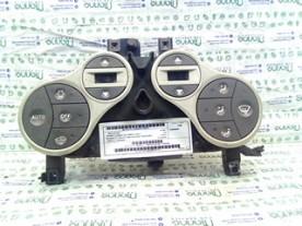BLOCCO COMANDO CLIMATIZZAZIONE FIAT PANDA (2Q) (09/03-12/10) 188A8000 77362520