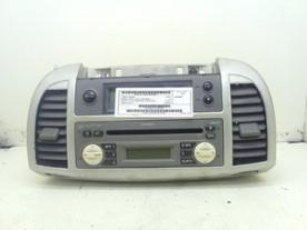 AUTORADIO NISSAN MICRA (K12E) (11/02-05/06) CR12 28185AX610