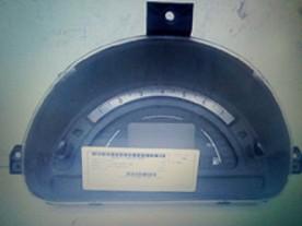 QUADRO STRUMENTI COMPL. CITROEN C3 1A SERIE (02/02-12/05) HFX 6104LW