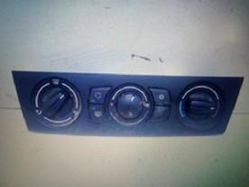 BLOCCO COMANDO CLIMATIZZAZIONE A/C BMW SERIE 1 (E81/E87) (03/07-12/12 N47D20A 64119190922